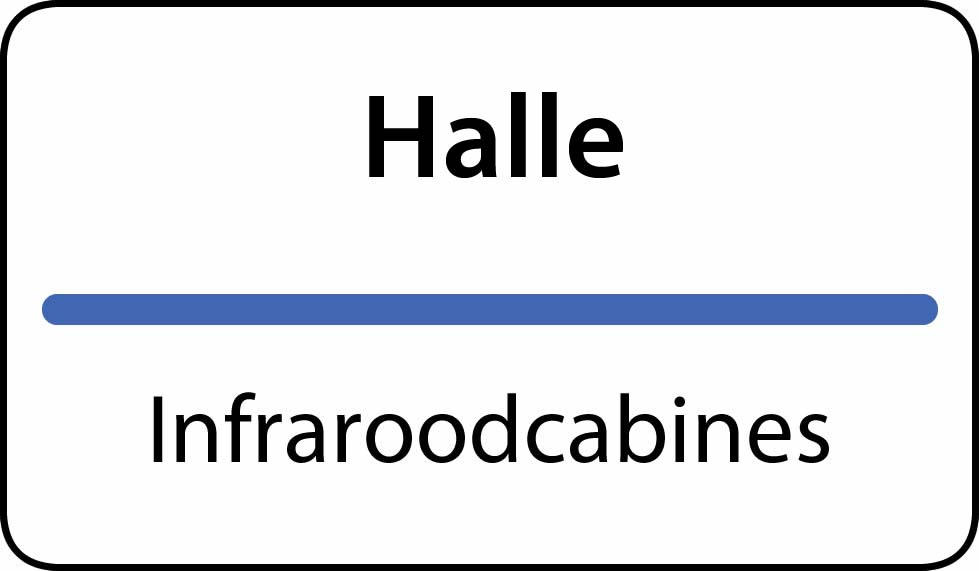 infraroodcabines Halle