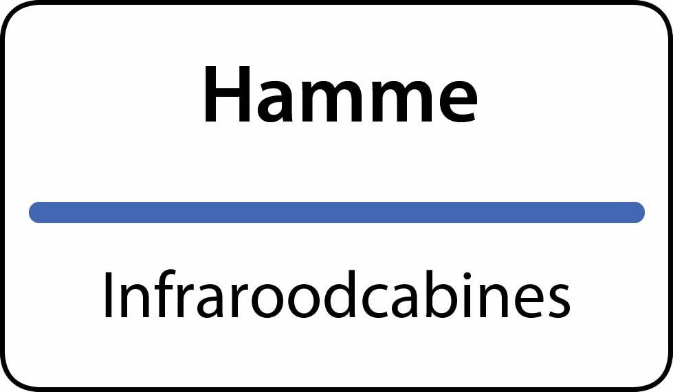 infraroodcabines Hamme