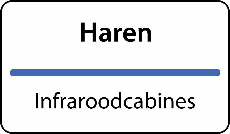 infraroodcabines Haren