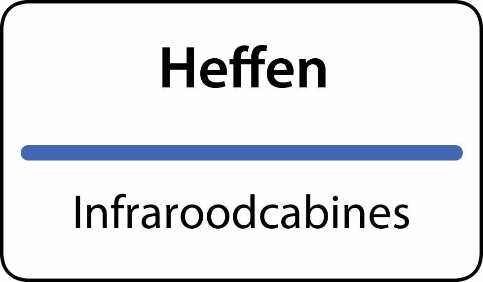 infraroodcabines Heffen