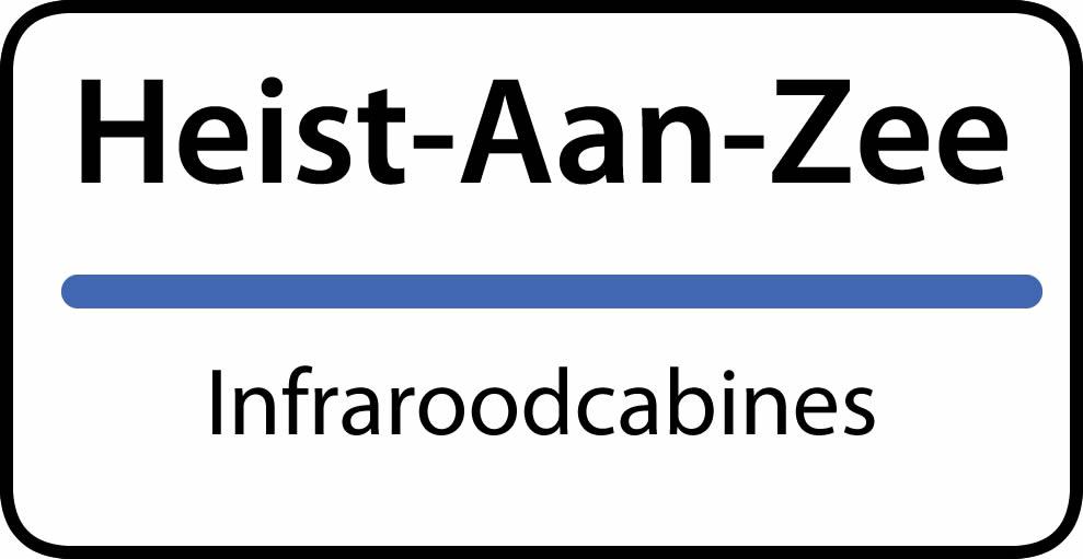 infraroodcabines Heist-Aan-Zee