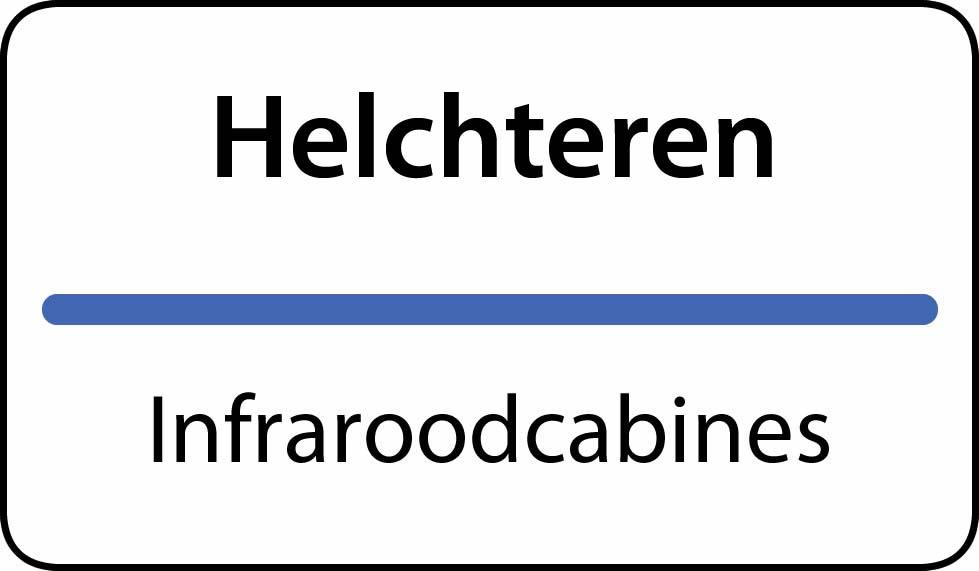 infraroodcabines Helchteren