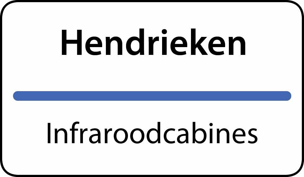 infraroodcabines Hendrieken
