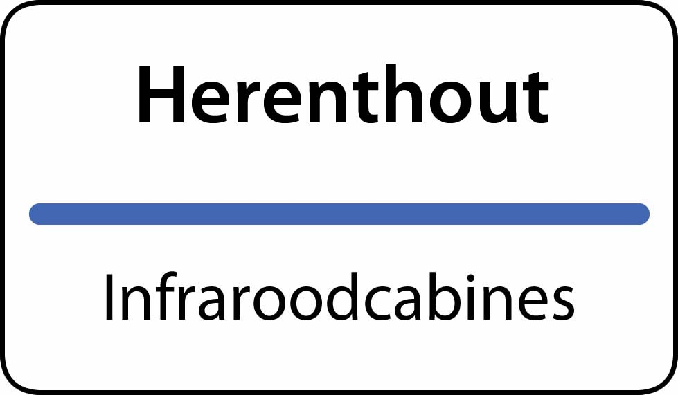 infraroodcabines Herenthout