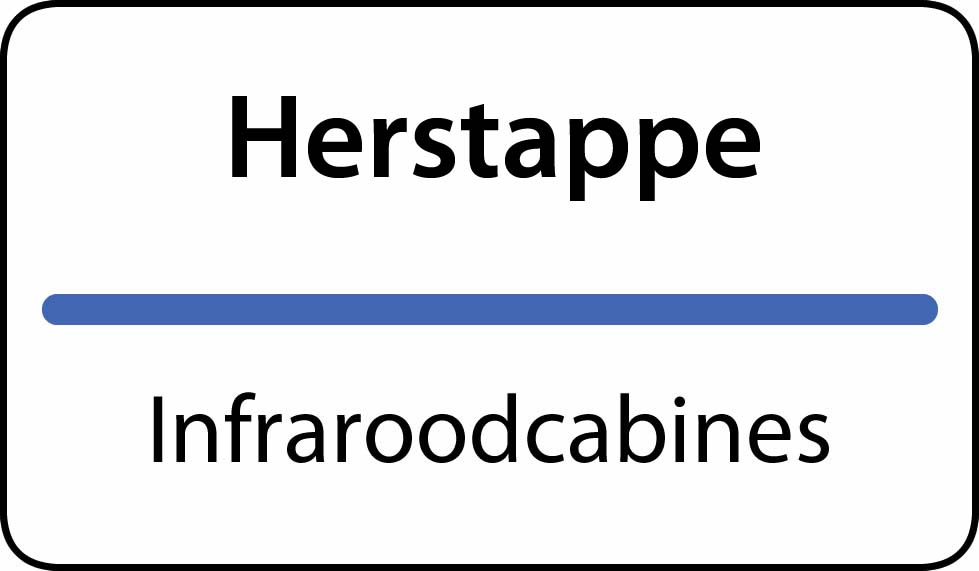 infraroodcabines Herstappe