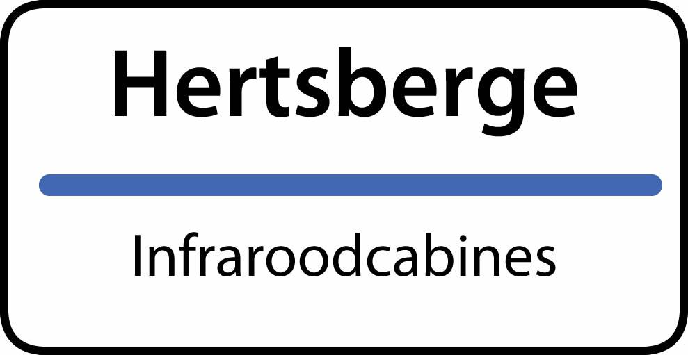 infraroodcabines Hertsberge