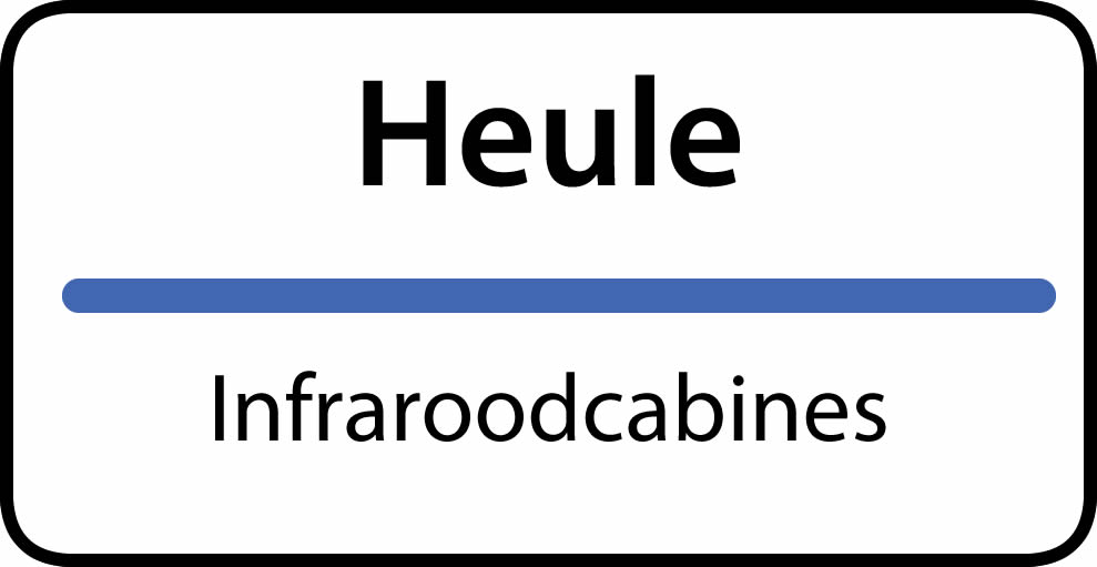 infraroodcabines Heule