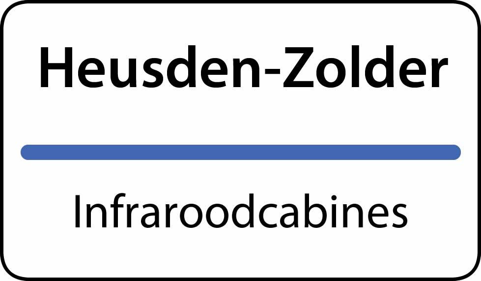 infraroodcabines Heusden-Zolder