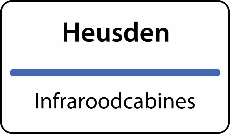 infraroodcabines Heusden