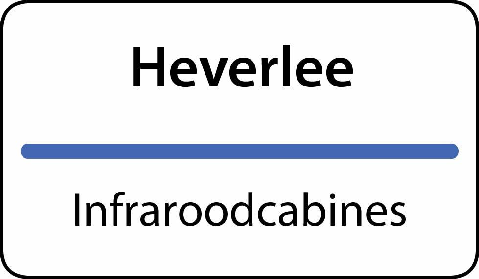 infraroodcabines Heverlee
