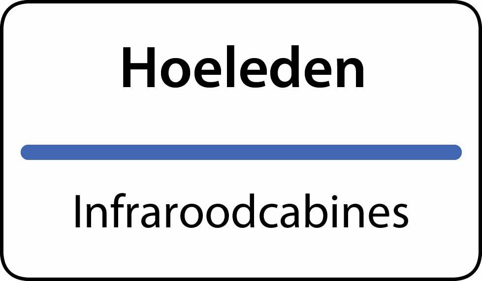 infraroodcabines Hoeleden