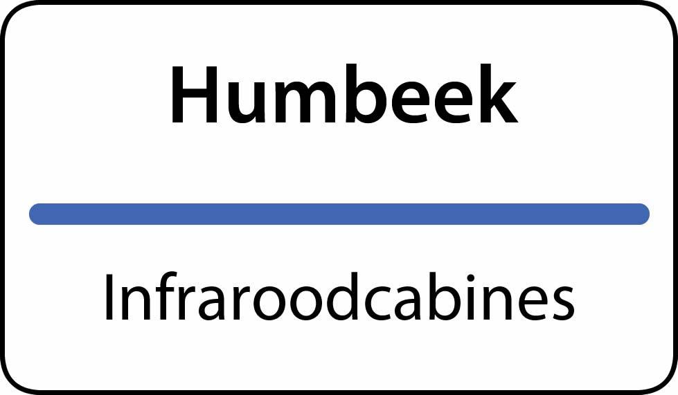 infraroodcabines Humbeek
