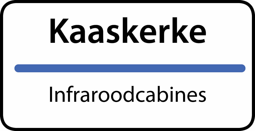 infraroodcabines Kaaskerke