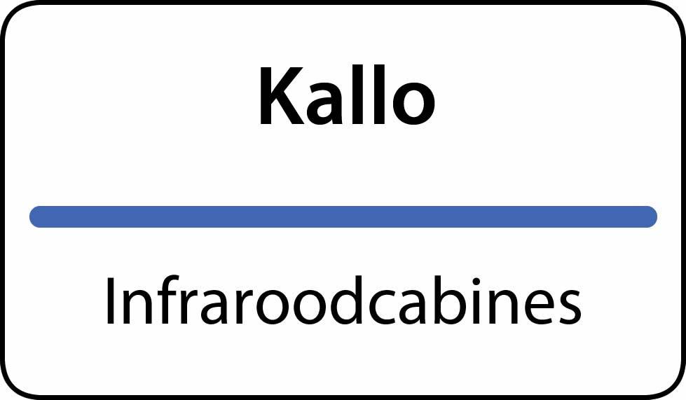 infraroodcabines Kallo