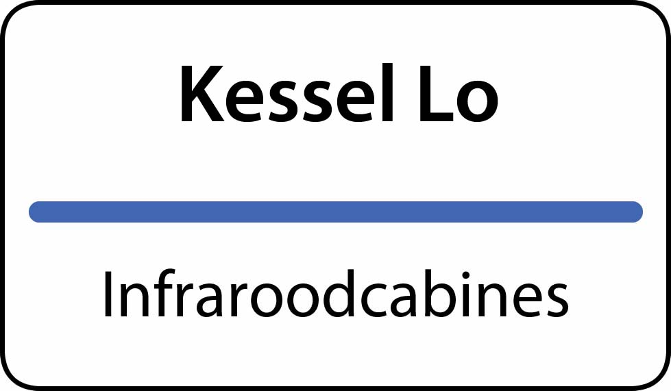 infraroodcabines Kessel Lo