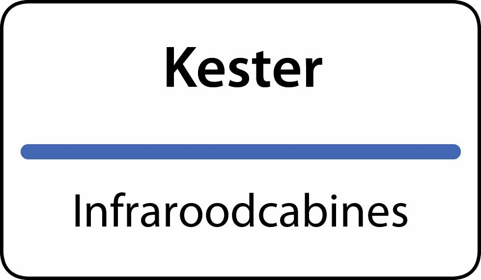 infraroodcabines Kester