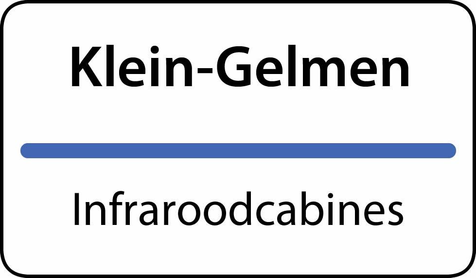 infraroodcabines Klein-Gelmen