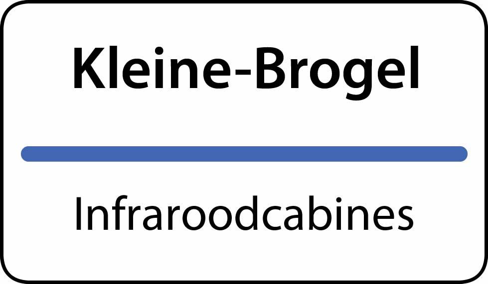 infraroodcabines Kleine-Brogel