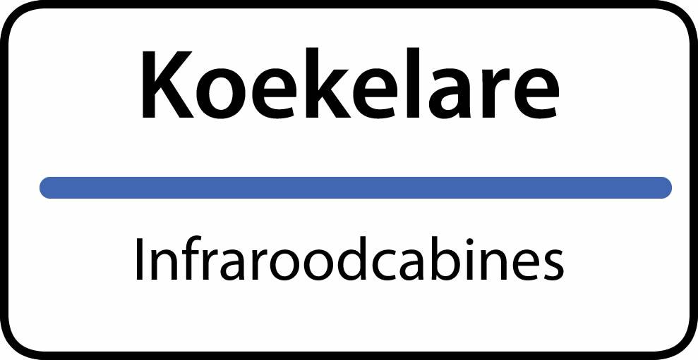 infraroodcabines Koekelare