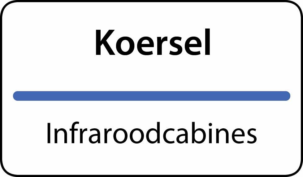 infraroodcabines Koersel