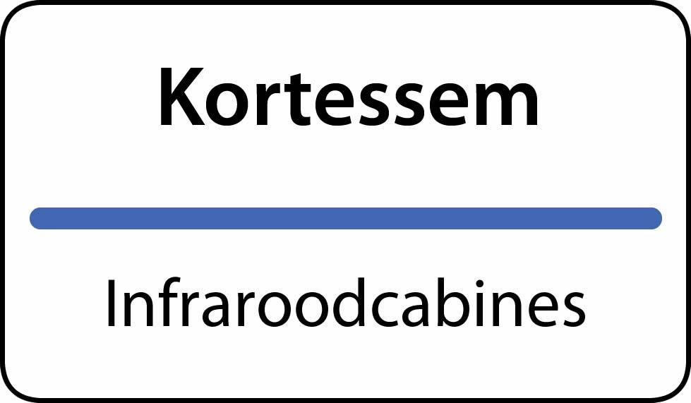 infraroodcabines Kortessem