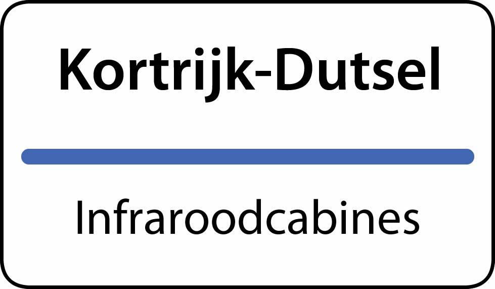 infraroodcabines Kortrijk-Dutsel
