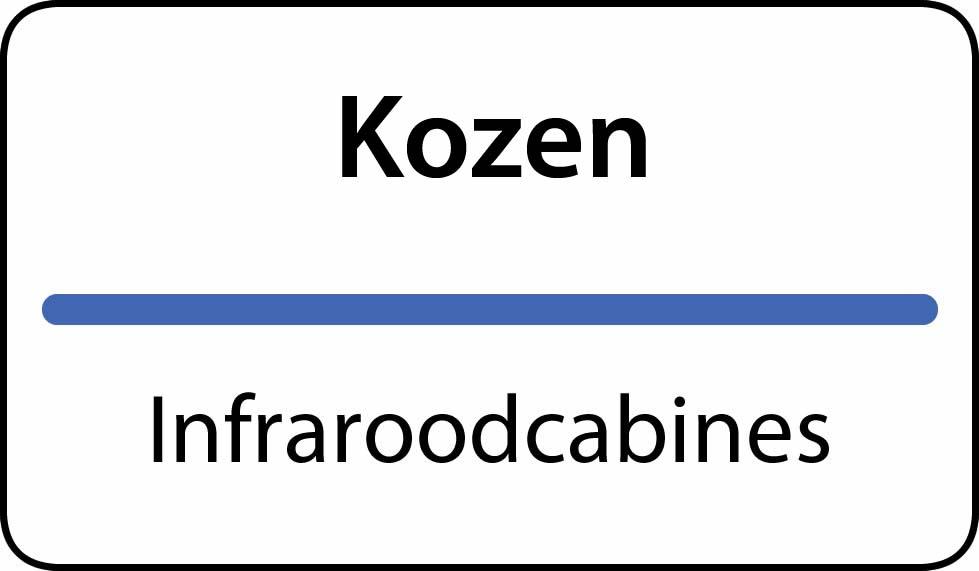 infraroodcabines Kozen