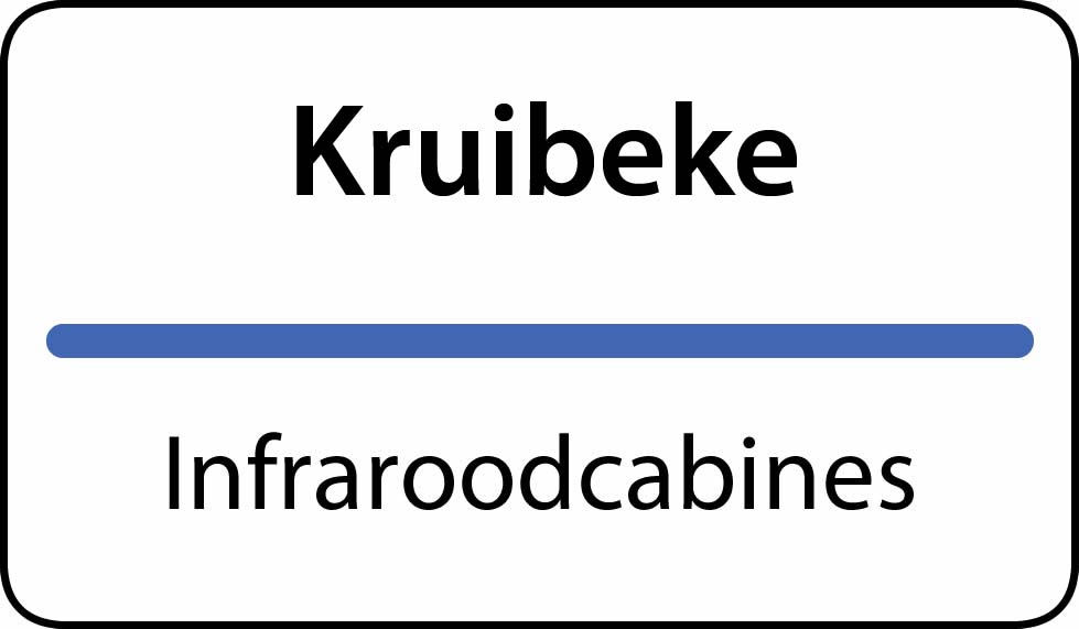 infraroodcabines Kruibeke