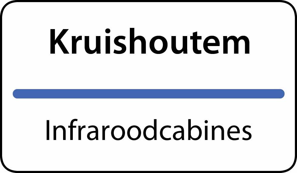 infraroodcabines Kruishoutem
