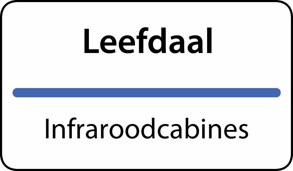 infraroodcabines Leefdaal