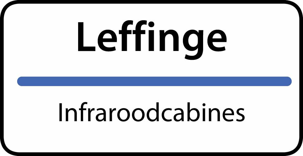 infraroodcabines Leffinge