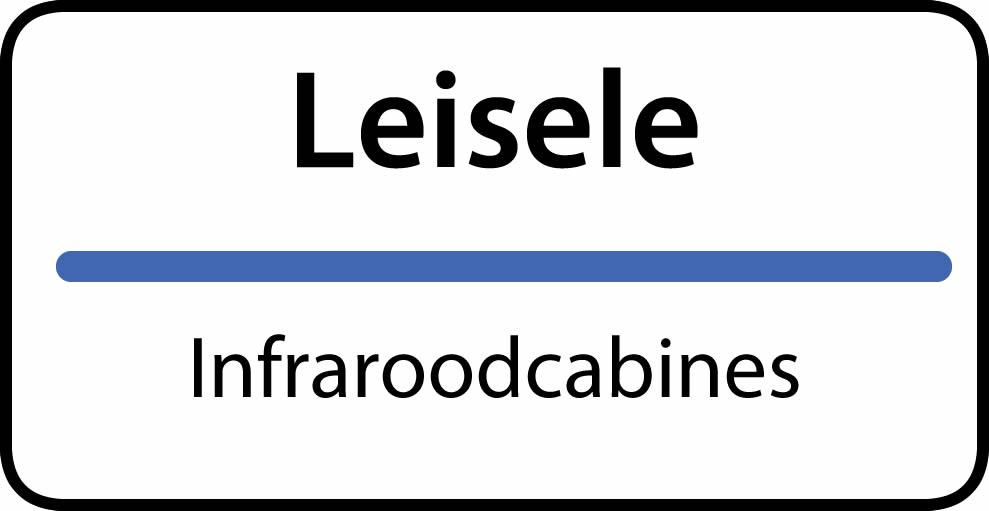 infraroodcabines Leisele