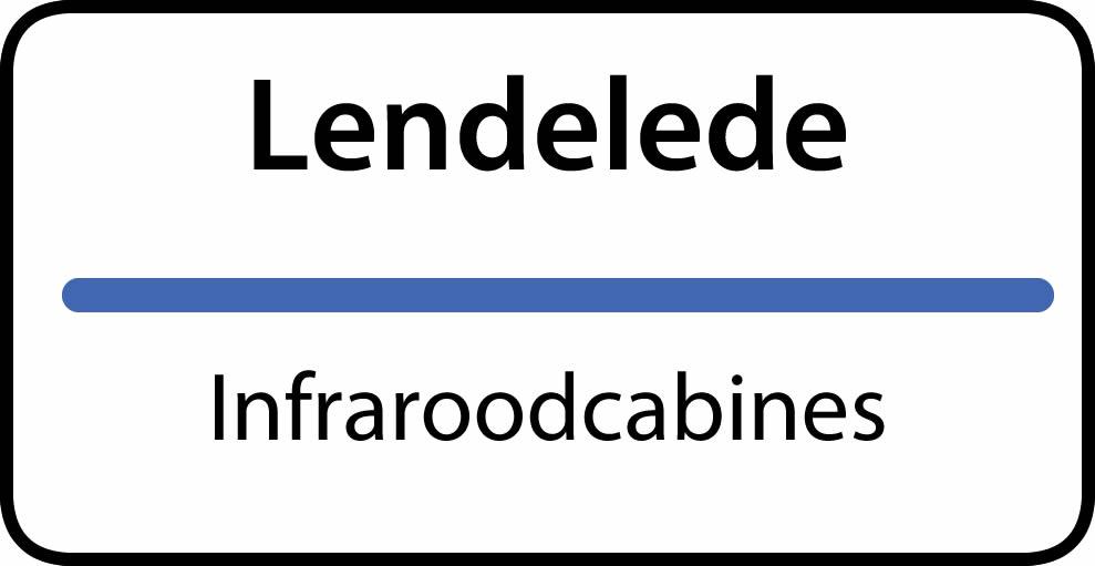 infraroodcabines Lendelede