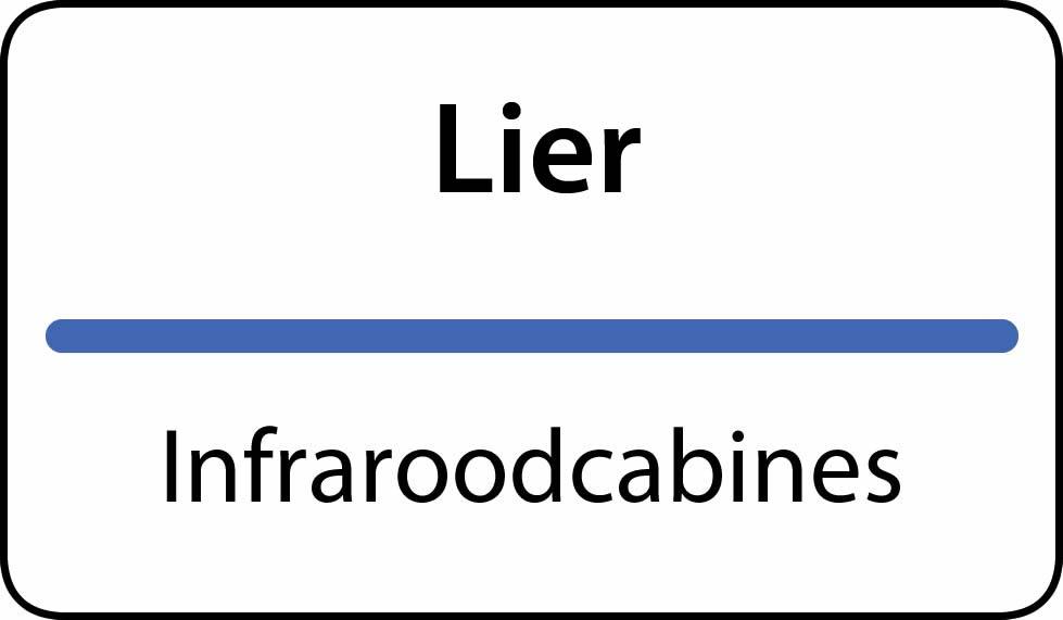 infraroodcabines Lier