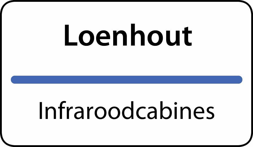 infraroodcabines Loenhout