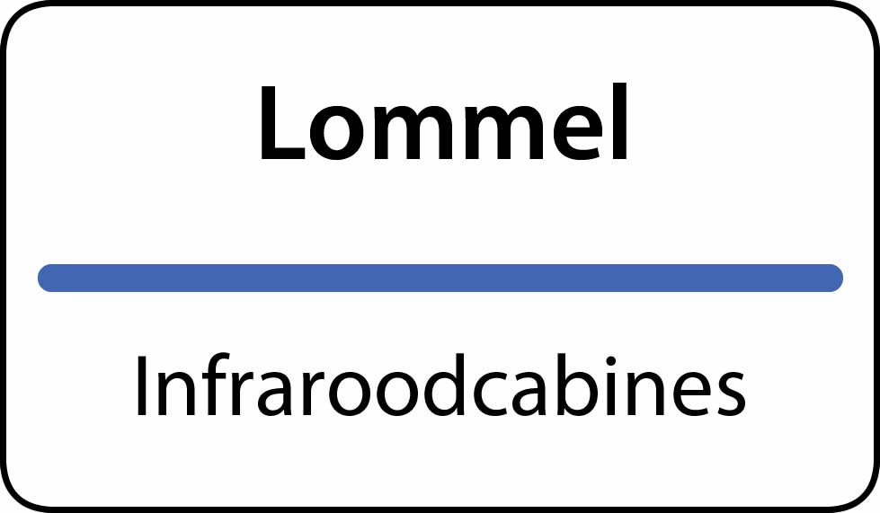 infraroodcabines Lommel