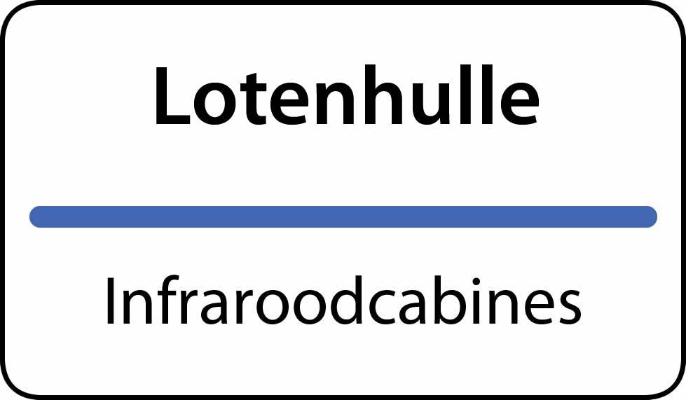 infraroodcabines Lotenhulle