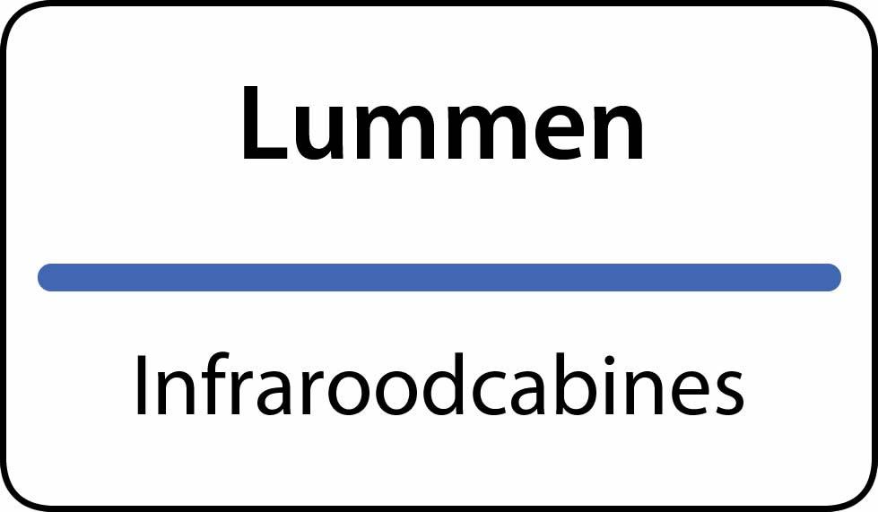 infraroodcabines Lummen
