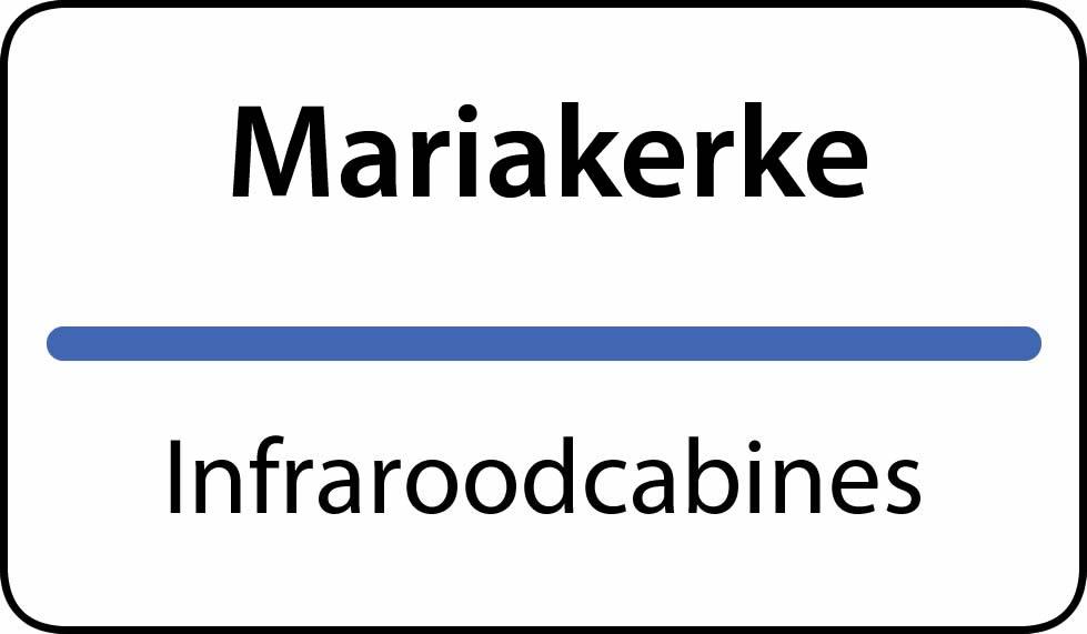 infraroodcabines Mariakerke
