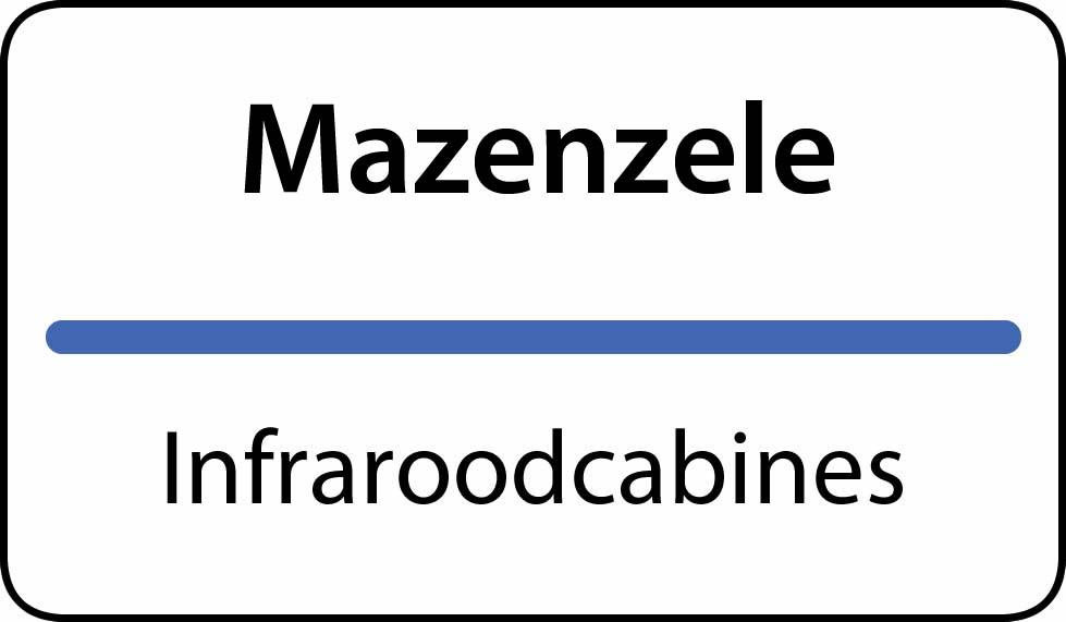 infraroodcabines Mazenzele
