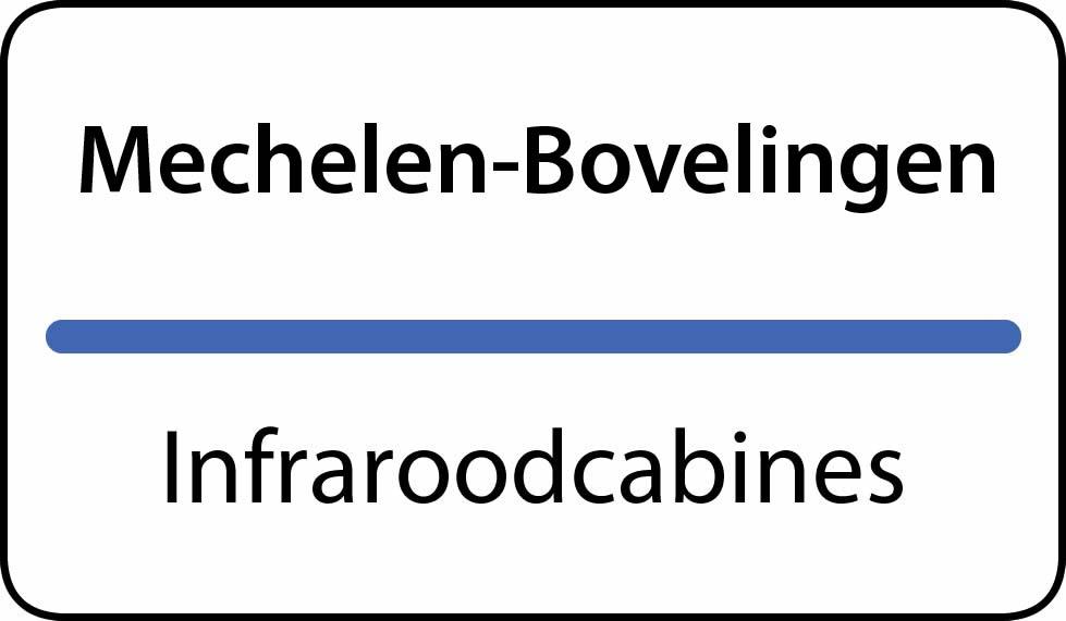 infraroodcabines Mechelen-Bovelingen