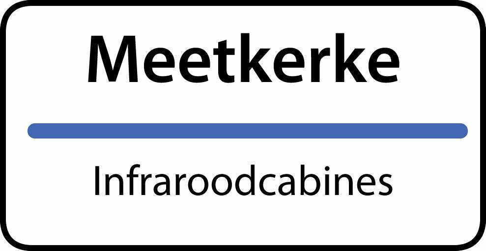 infraroodcabines Meetkerke