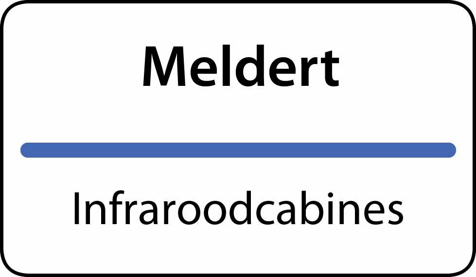 infraroodcabines Meldert