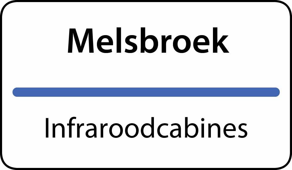 infraroodcabines Melsbroek