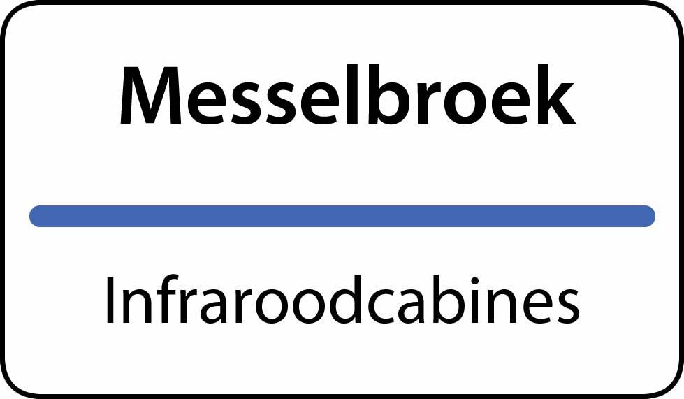 infraroodcabines Messelbroek