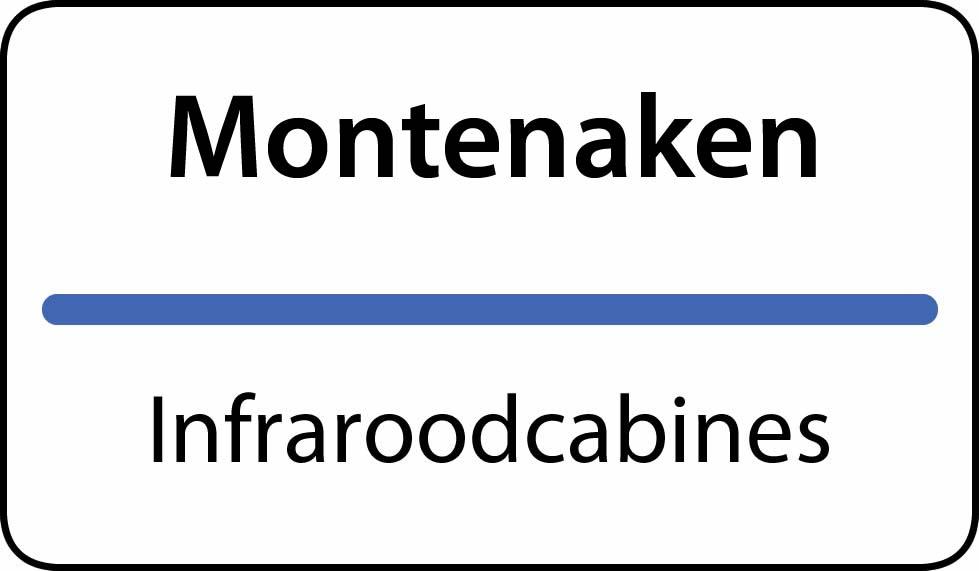 infraroodcabines Montenaken