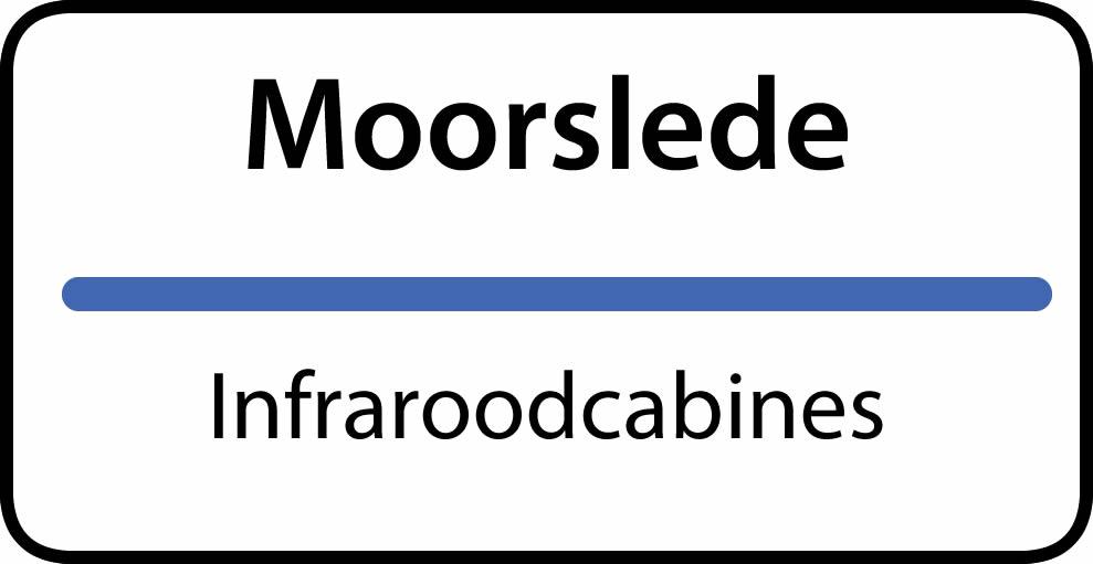 infraroodcabines Moorslede