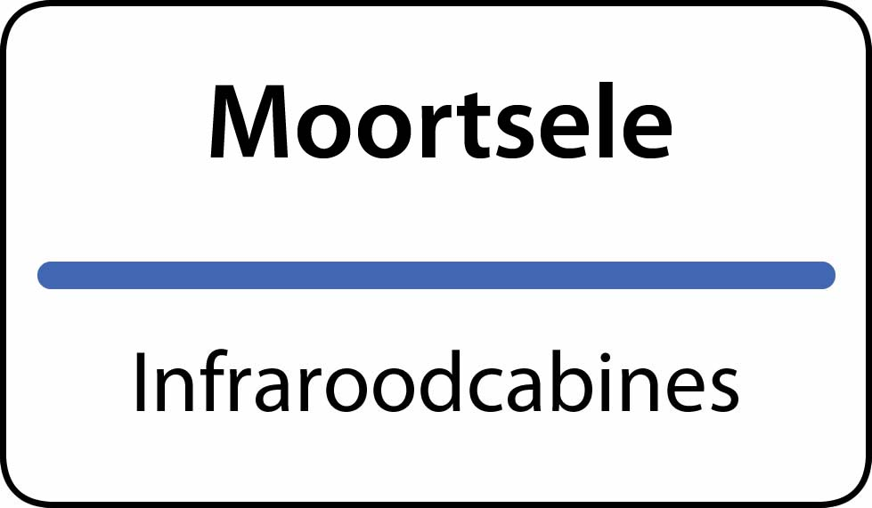 infraroodcabines Moortsele