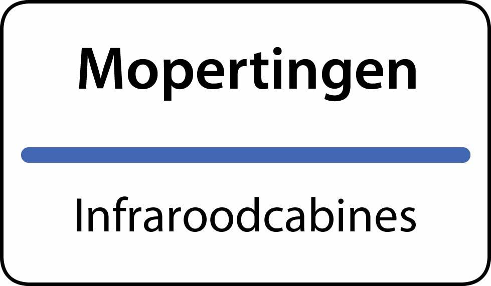 infraroodcabines Mopertingen