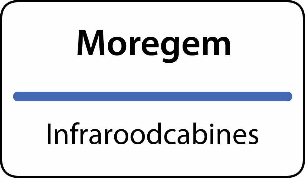 infraroodcabines Moregem